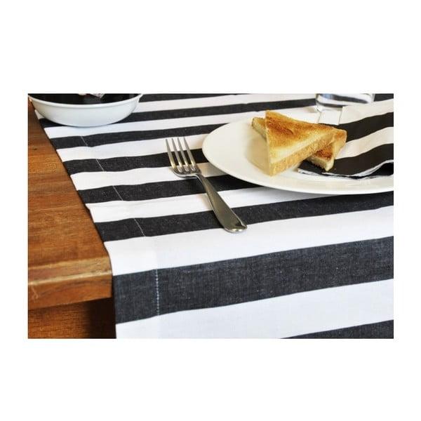 Bieżnik na stół Black & White