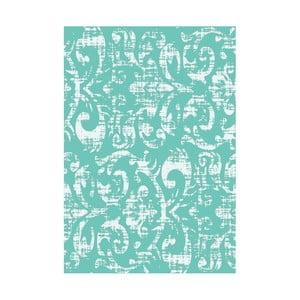 Winylowy dywan Wallpaper Turquesa, 99x120 cm