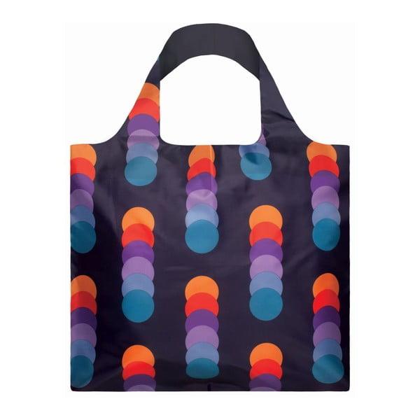 Składana torba na zakupy LOQI Circles