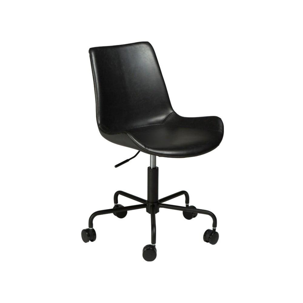 Czarne krzesło biurowe DAN-FORM Denmark Hype