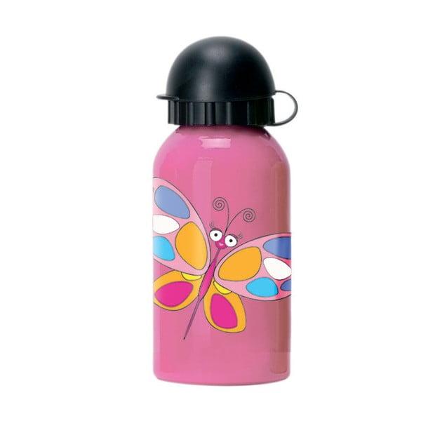 Butelka dla dzieci Navigate Butterfly, 330 ml
