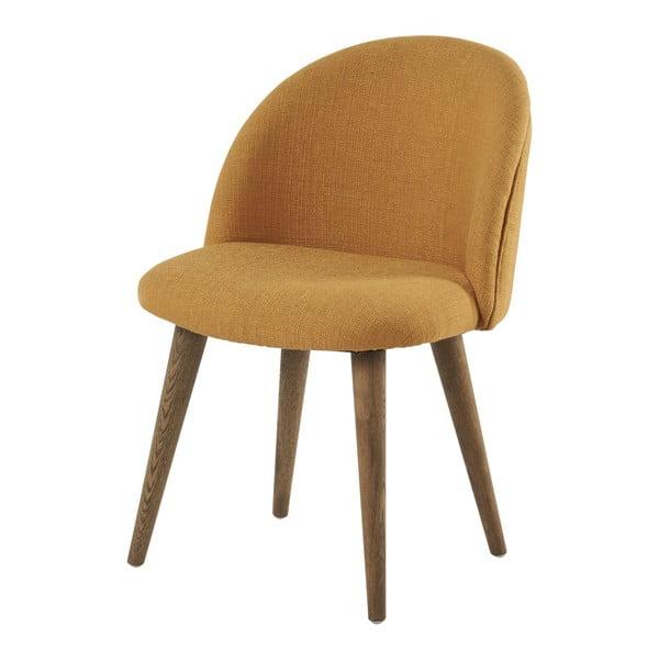 Krzesło Athezza Kolding Mustard