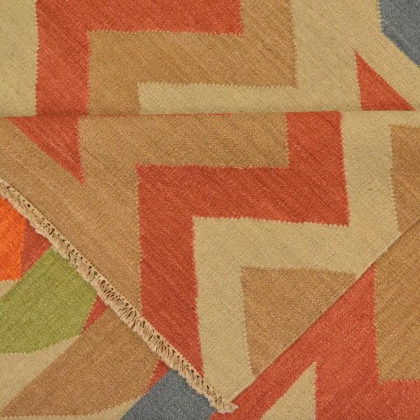 Ręcznie tkany dywan Kilim 15, 140x200 cm