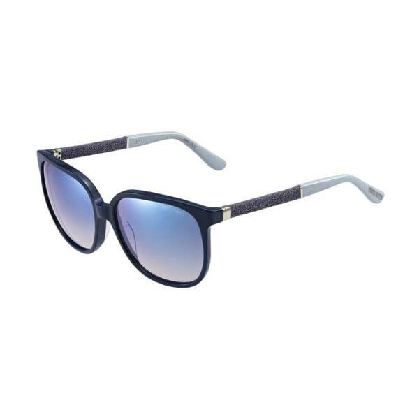 Okulary przeciwsłoneczne Jimmy Choo Paula Glitter/Flash Blue