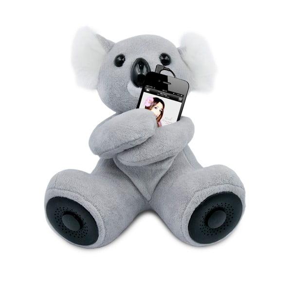 Pluszowy koala Hi-Koali, szary
