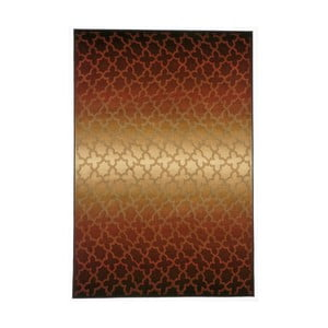 Dywan Duero, 67x120 cm, brązowy