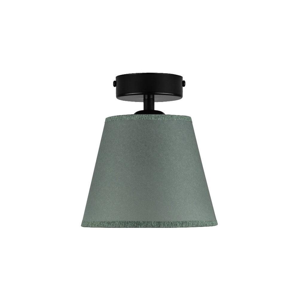 Oliwkowa lampa sufitowa Sotto Luce IRO Parchment, ⌀ 16 cm