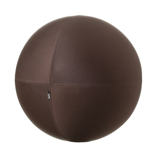 Piłka do siedzenia Ball Single Coffee Bean, 55 cm
