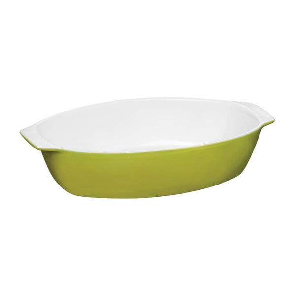 Naczynie do zapiekania Lime Green, 36 cm