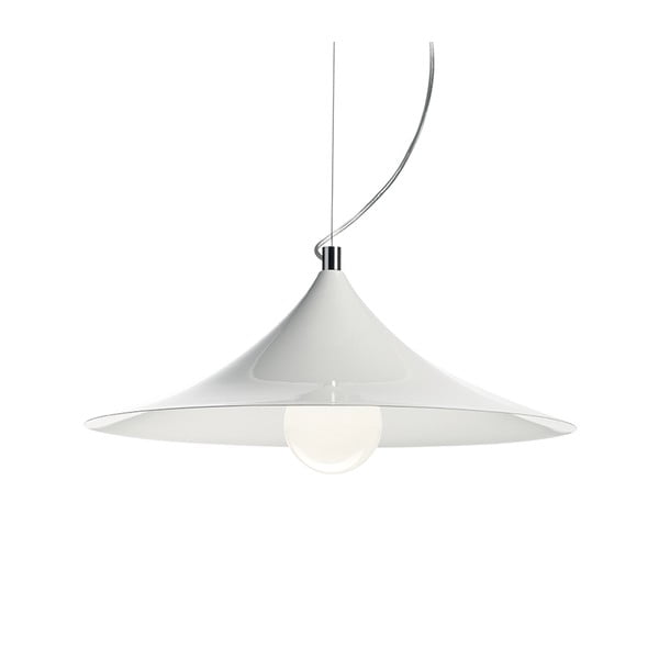 Lampa wisząca Evergreen Lights Crido Lamp White
