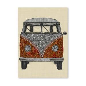 "Plakat ""The Van"", Valentina Ramos"