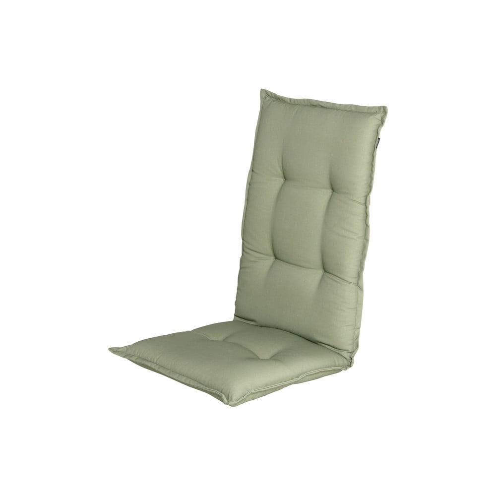 Zielona poduszka na fotel ogrodowy Hartman Cuba, 123x50 cm