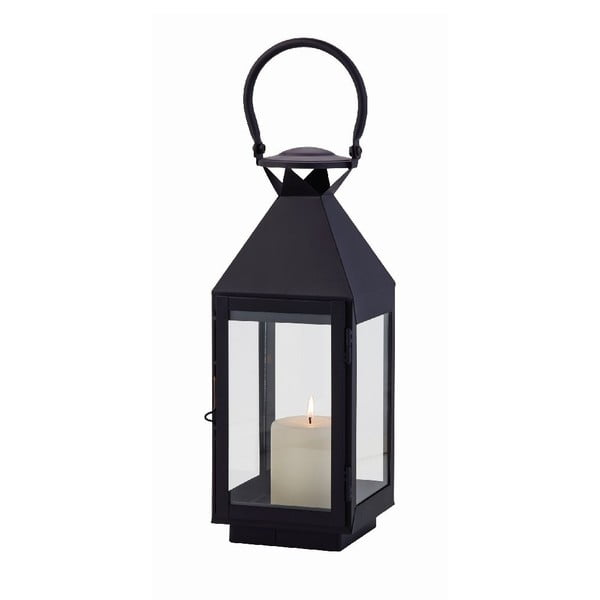 Lampion Veneto Black, 42 cm