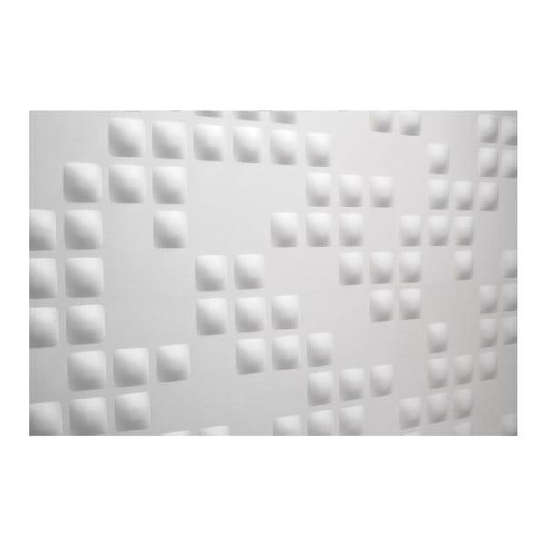 Bambusowe panele ścienne Pixels, 10 szt.