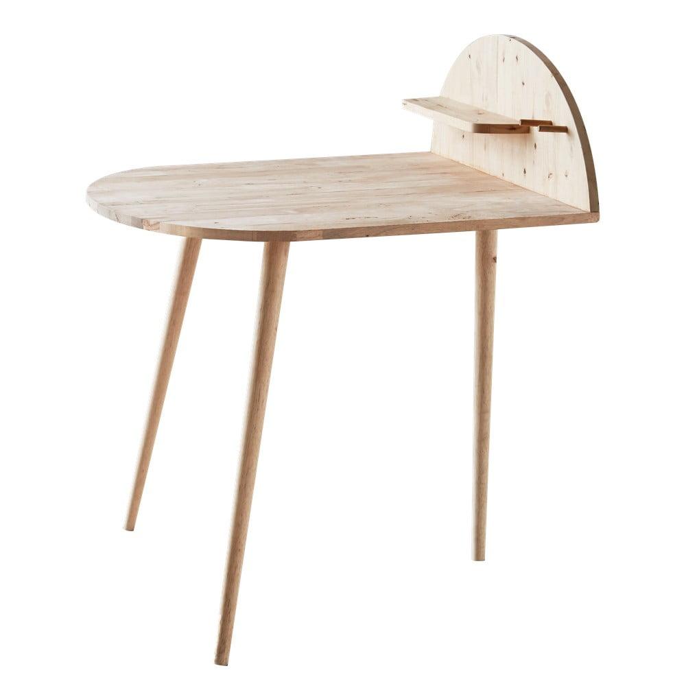 Stół do jadalni mocowany do ściany z półką DEEP Furniture Ted