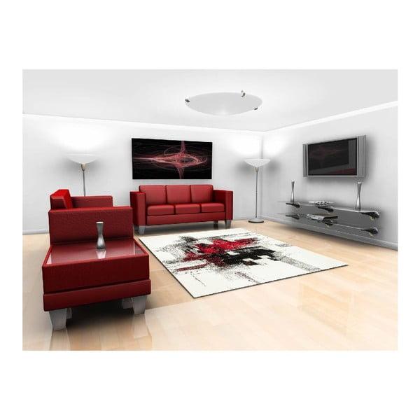 Dywan Eko Rugs Farbles Vision, 80x150cm