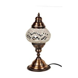 Szklana lampa Homemania Dianthe, ⌀13cm