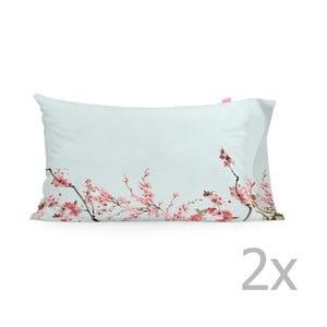 Zestaw 2 bawełnianych poszewek na poduszki Happy Friday Chinoiserie,50x80cm