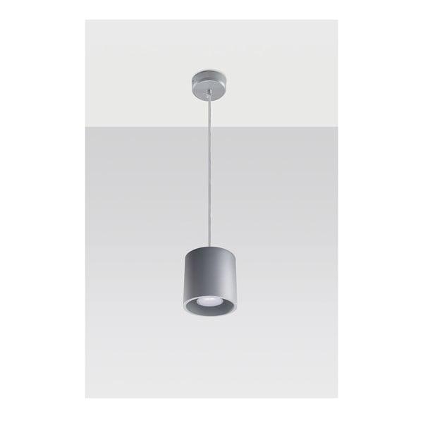 Szara lampa wisząca Nice Lamps Roda 1