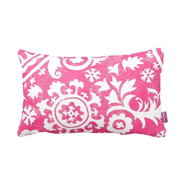 Poduszka Rustic Pink, 35x60 cm