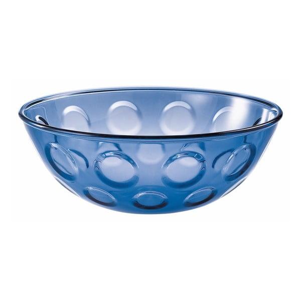 Ciemnoniebieska miska Fratelli Guzzini Bolli, 25 cm