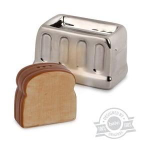 Komplet solniczka i pieprzniczka J-Me Toaster