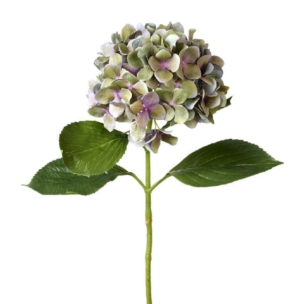 Sztuczny kwiat Hydrangea Blue