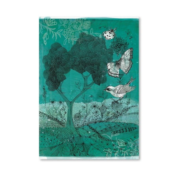 Plakat  Wilderness, 30x42 cm