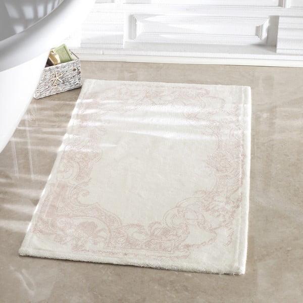 Dywanik łazienkowy Lucy Ecru, 40x60 cm