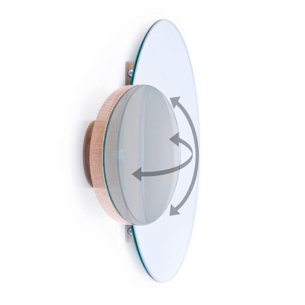 Podwójne lustro ścienne Mezza Wireworks
