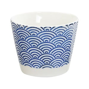 Porcelanowa filiżanka Wave Nippon Blue