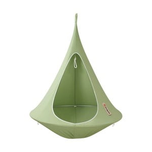 Zielony 1-osobowy namiot wiszący Cacoon Single