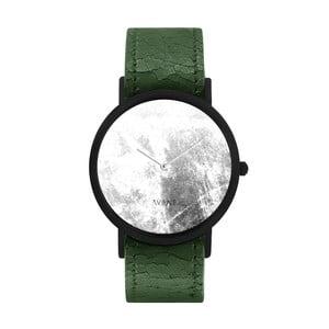 Zegarek unisex z zielonym paskiem South Lane Stockholm Avant Diffuse Invert