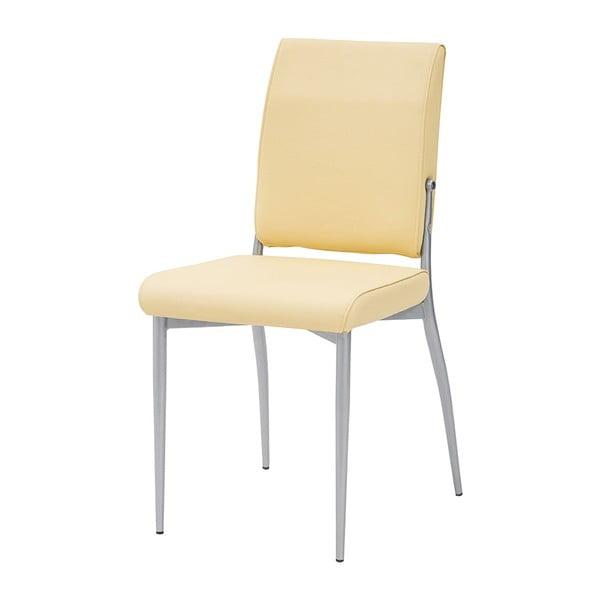 Krzesło Trilly, beżowe