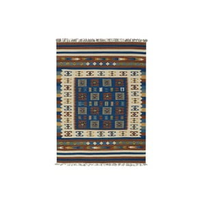 Ręcznie tkany dywan Kilim Classic 19121 Mix, 170x230 cm