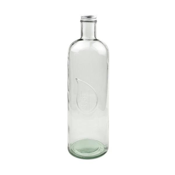 Butelka Drop, przezroczysta