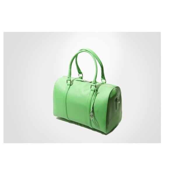 Skórzana torebka Sophie, green