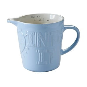 Miarka kamionkowa Mason Cash Bake My Day Blue, 1 l