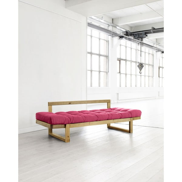 Sofa Karup Edge Honey/Magenta