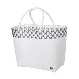 Torba Sofia Shopper White/Silver
