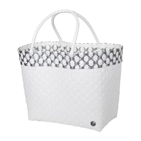 Torba Sofia Shopper White/Silver