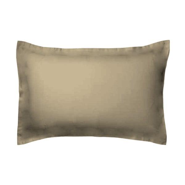 Poszewka na poduszkę Liso Taupe, 70x90 cm