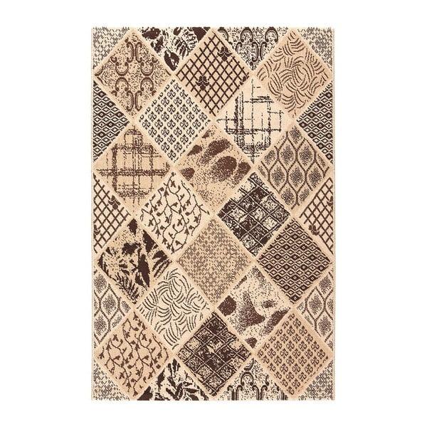 Dywan wełniany Coimbra 183 Marron, 67x200 cm
