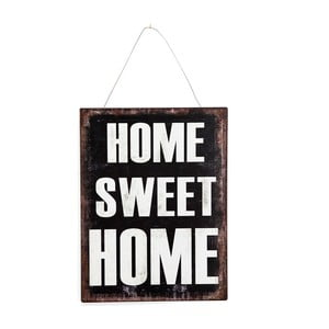 Tabliczka Metal Home Sweet Home