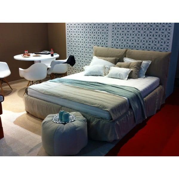 Łóżko z pojemnikiem Adria, 160x200 cm