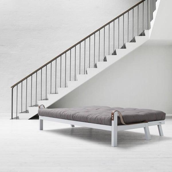 Sofa rozkładana Karup Poetry Cool Gray/Gris/Light Bordeaux