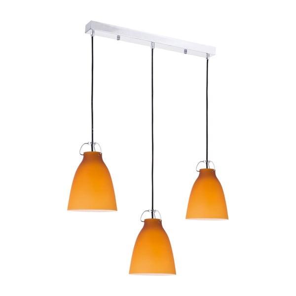 Lampa wisząca Armando Orange trio