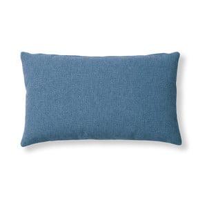 Ciemnoniebieska poduszka La Forma Mak, 30 x 50 cm