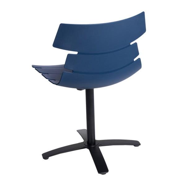 Zestaw 2 niebieskich krzeseł D2 Techno One