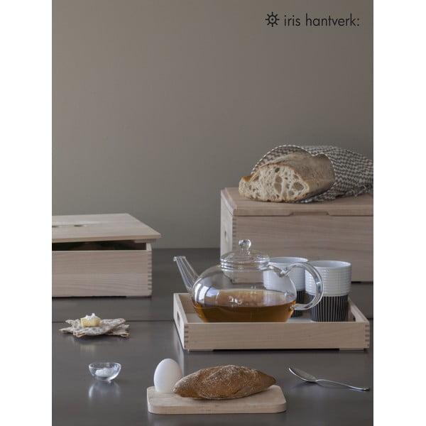Drewniana deska do krojenia pieczywa Bread